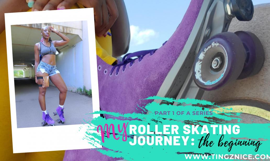 Roller Skating Journey