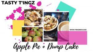 Apple Pie, Apple Dump Cake