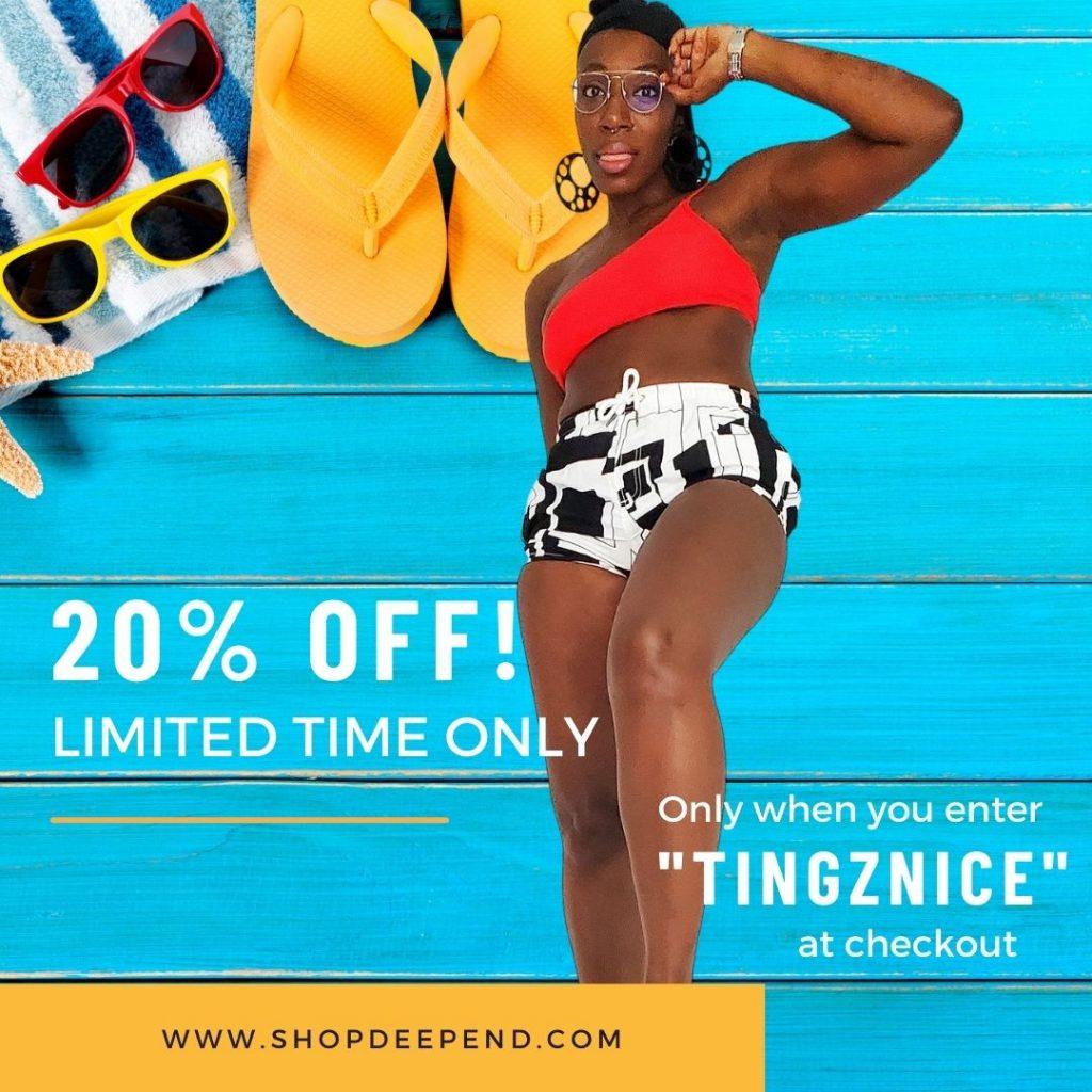 Shop DeepEnd Discount